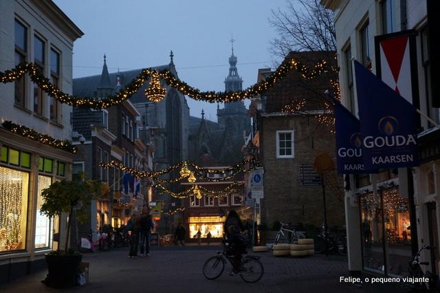 Gouda, na Holanda
