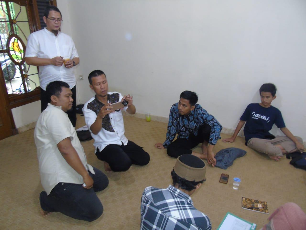 Diklat Ummat TV Selenggarakan Pelatihan Videografer Dakwah
