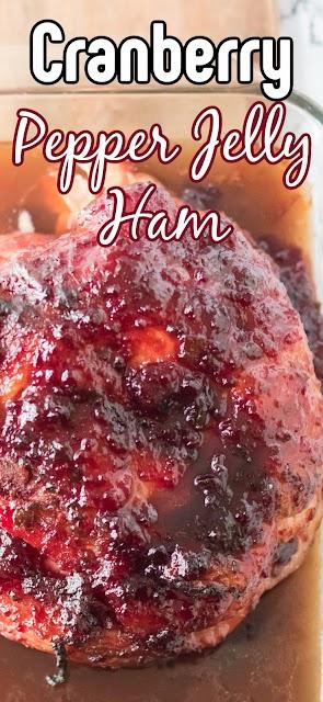 whole ham pinterest image.