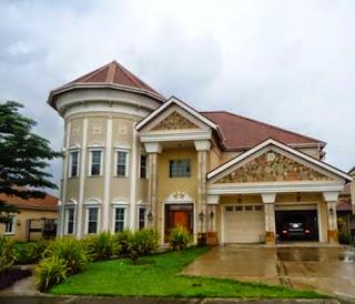 dangote mansion