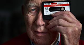 Cassette tape inventor dies