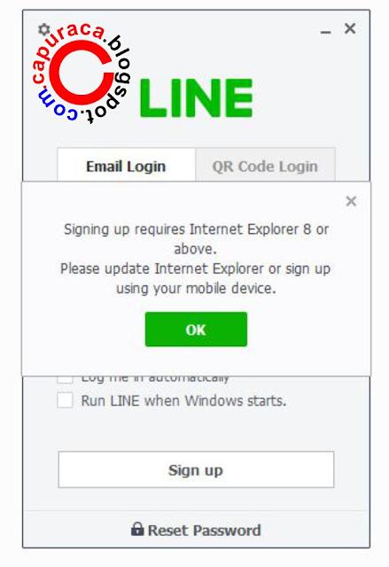 Cara instal Line di PC atau Laptop