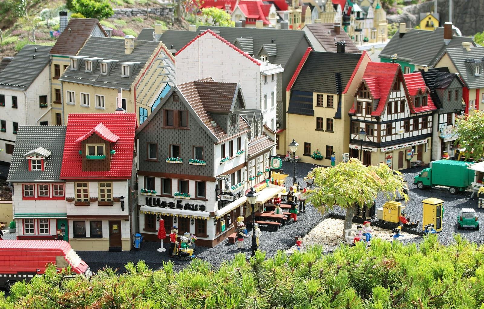 Legoland w Danii