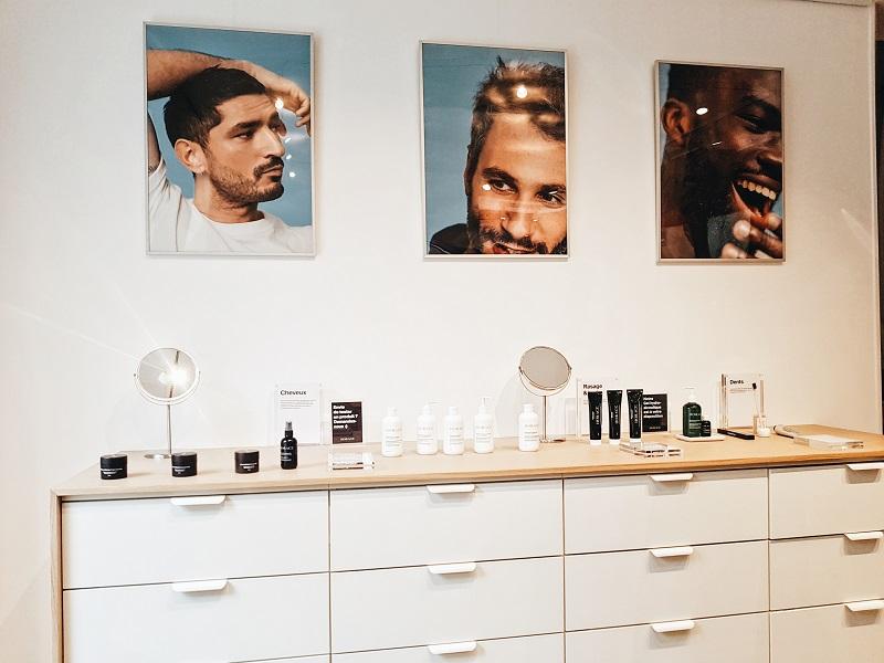 Horace: la marque de cosmétiques pour hommes boutique