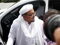 Kapolda Metro: Red Notice Habib Rizieq Bukan Ditolak, Tapi Tidak Bisa Diajukan