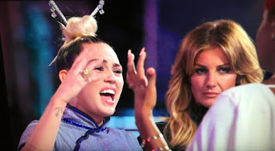Post Archives: When Miley Cyrus Goes Geisha On The Voice
