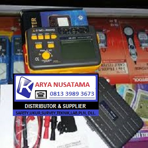 Jual Insulation Tester 1000V Aditeg AM-3005 di Jakarta