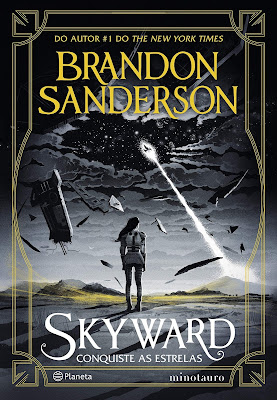 Resenha Skyward - Brandon Sanderson