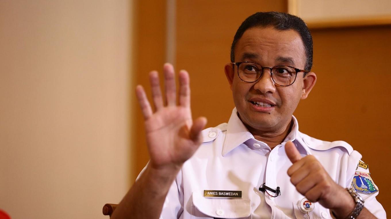 Anies Baswedan Optimis Kemenangan di Jakarta Terjadi di Tingkat Nasional