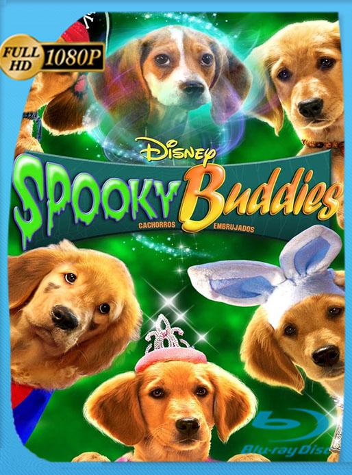 Spooky Buddies: Cachorros embrujados (2011) 1080p BRRip [Google Drive] Tomyly