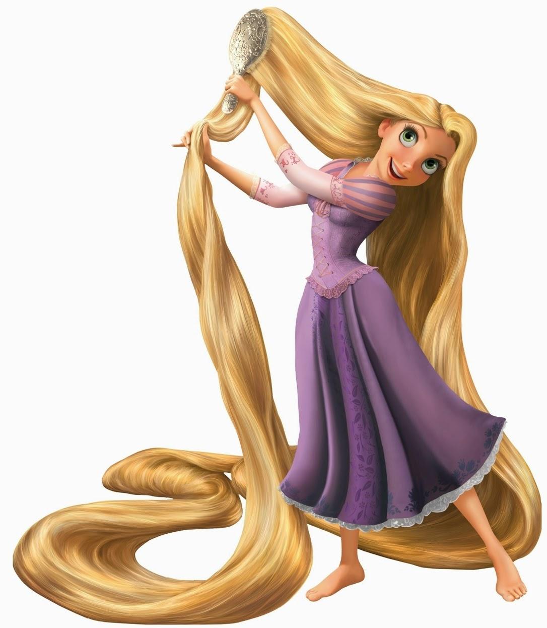principessa disney rapunzel