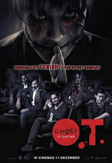 O.T. Ghost Overtime (2014)