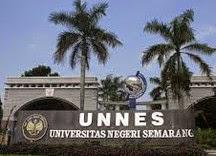 Jadwal Pendaftaran Mahasiswa Baru ( UNES ) Universitas Negeri Semarang 2017-2018