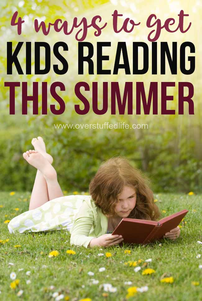 Ideas and tips for getting your children to read this summer. Reading throughout the summer is the best way to prevent summer reading/learning loss. Plus, book lists that are appropriate for your child's age.