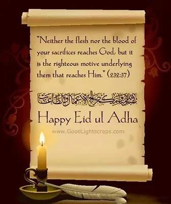 Eid al Adha Quotes 2021