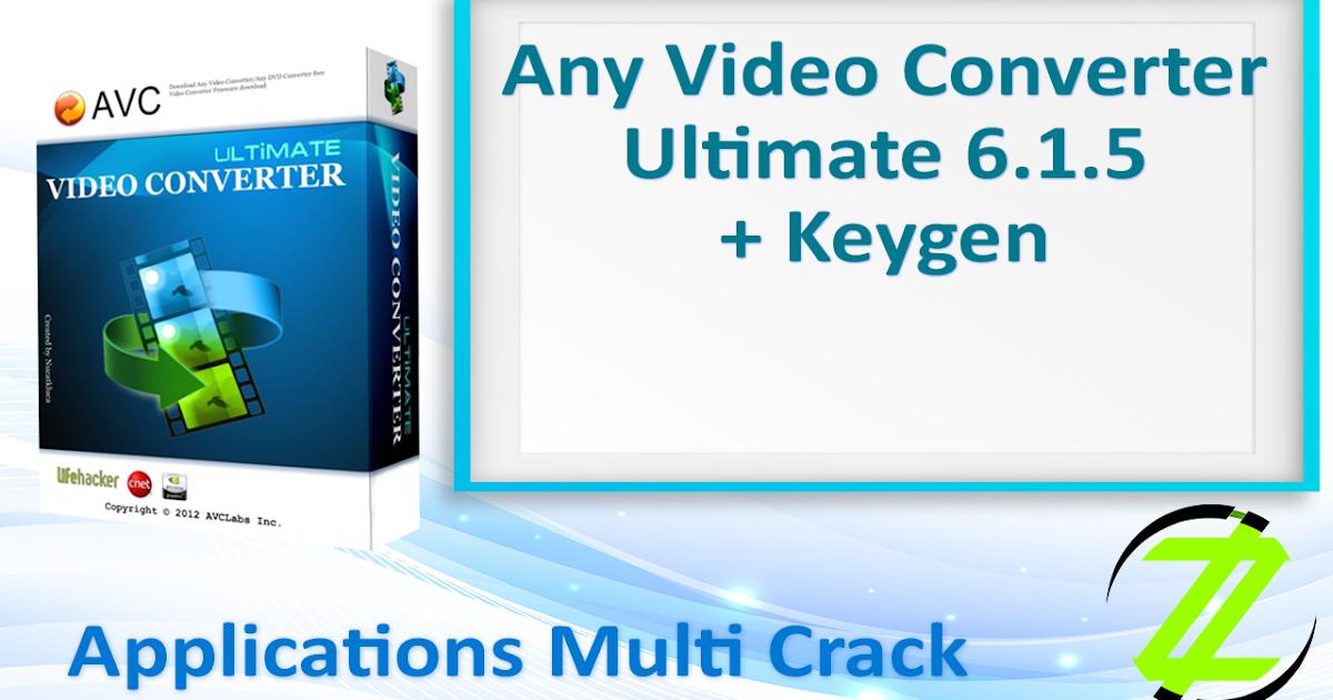 Any video converter ultimate 4 5 6 crack fugitive