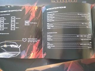 Nox NXKROMKMBT Instructions Amazon