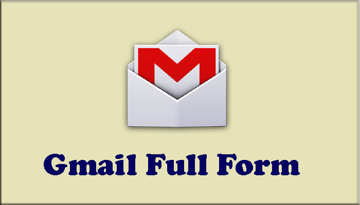 Gmail full form