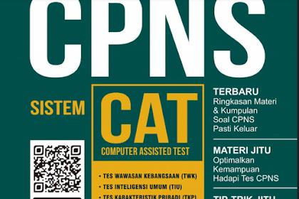 Cara Mengikuti Simulasi CAT CPNS Online di BKN atau Dapatkan Filenya secara Offline disini