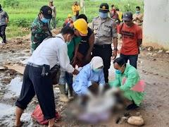 Sesosok Jenasah Baru Lahir Ditemukan Di Bawah Jembatan Merah Jalan Tol Semarang Batang