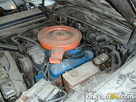 Dodge Charger Engine Junkyardlife