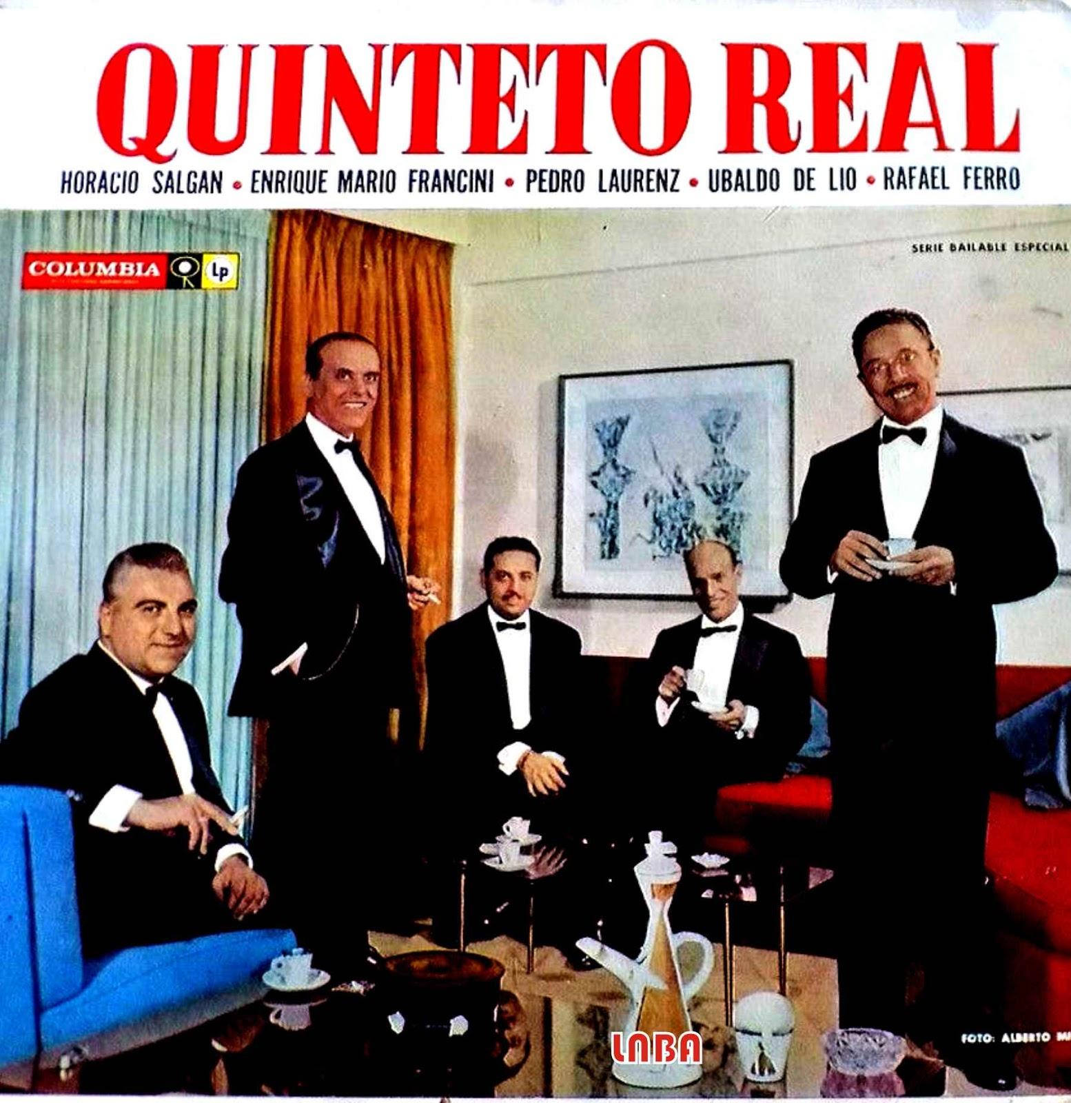 Gran Quinteto Real - Maestros Del Tango