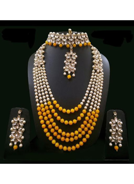 Latest Necklace Designs 2020