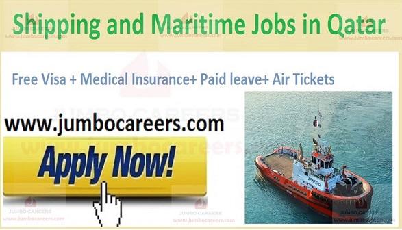 Job openings in Qatar, Milaha Qatar hiring Staff 2021