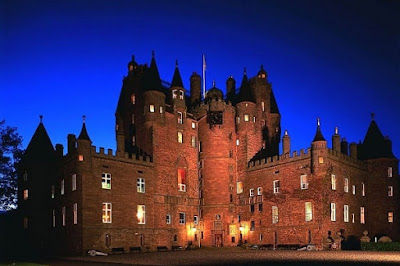 Glamis Castle and its Seven Ghosts