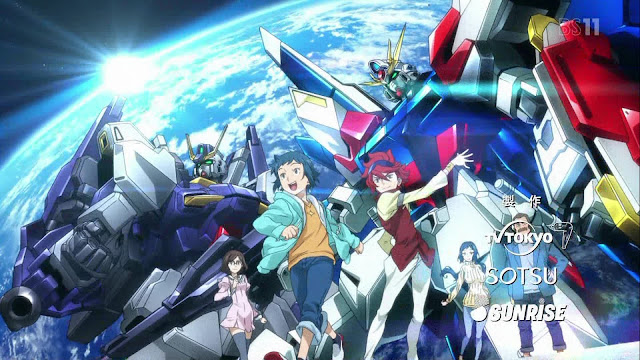 Download Gundam Build Fighters Try BD Subtitle Indonesia
