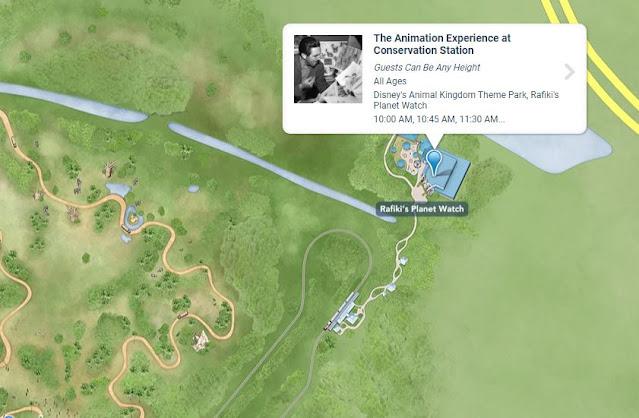 迪士尼動物王國繪畫魔龍王國篤篤體驗, Raya-And-The-Last-Dragon-Tuk-Tuk-Animation-Experience-at-Disneys-Animal-Kingdom