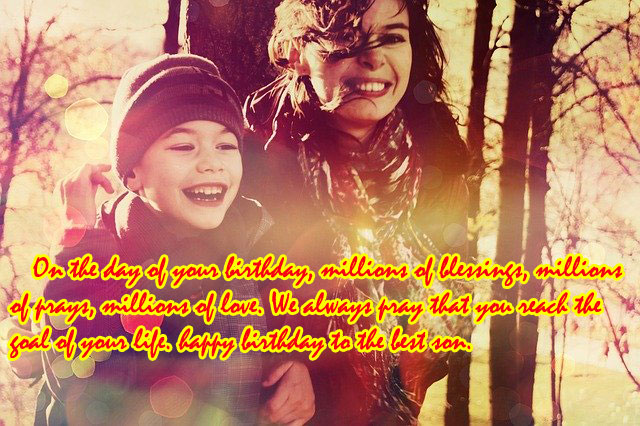 happy birthday my dear son images
