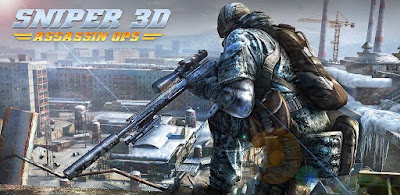 أقوى ألعاب القنص Sniper 3D Strike Assassin Ops مهكرة للأندرويد