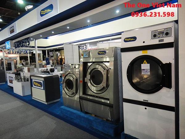 Lắp máy giặt công nghiệp Powerline cho bệnh viện ở Thái Nguyên