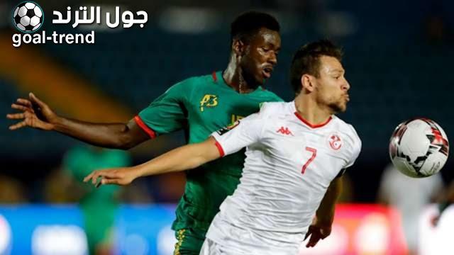 نتيجة مواجهة تونس وغانا في كأس امم افريقيا