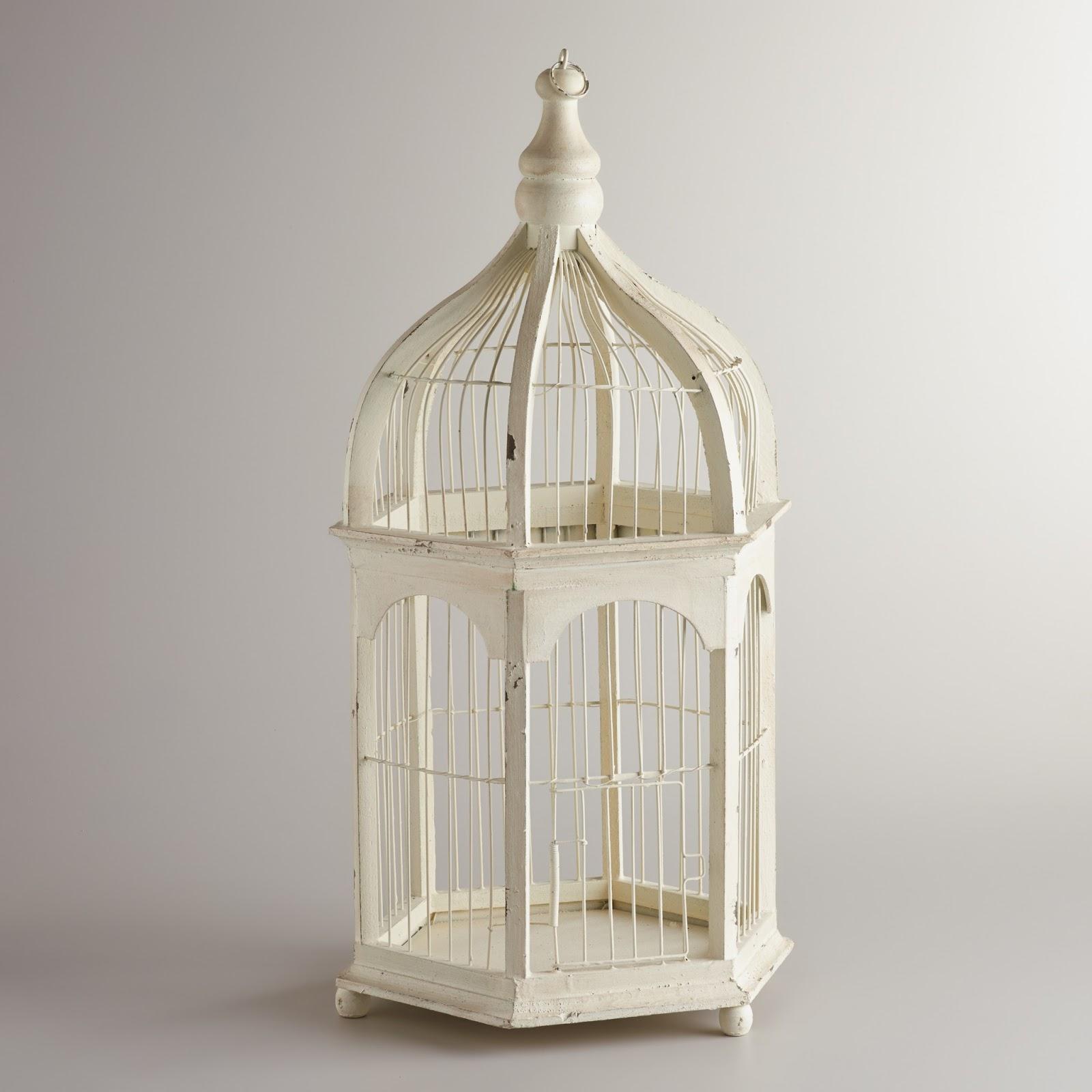 Birdcages: A Hot Decorative Trend