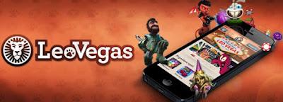 100% - Bewertung von LeoVegas Casino