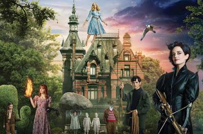 Poster El hogar de Miss Peregrine para niños peculiares (2016)