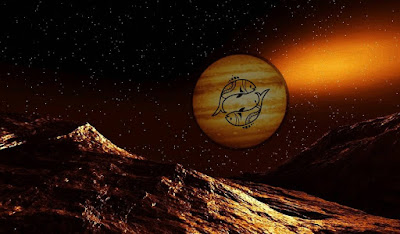 13 mai - 28 iunie 2021: Jupiter tranzitează zodia Peşti. Vom fi mai idealiști!