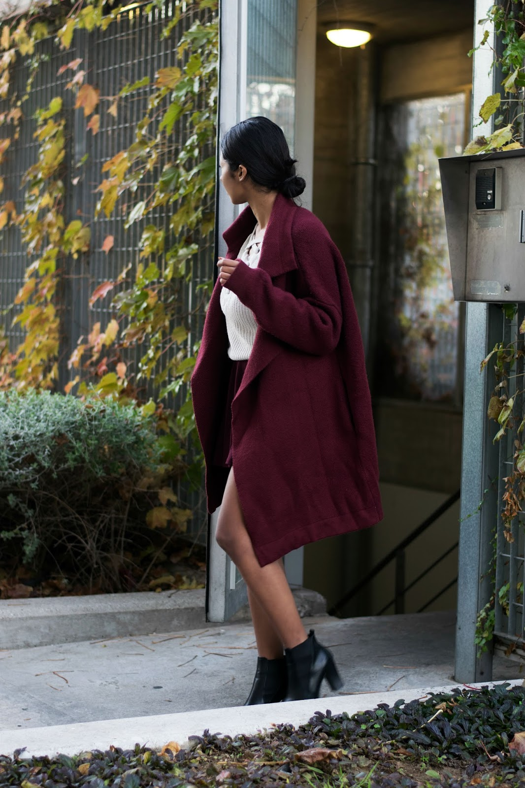 how to wear skirts in winter outfit ideas
