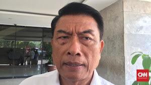 Moeldoko Pertanyakan Fungsi FPI: Sorry Ya, Tuhan Kok Dibela