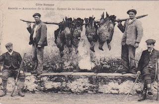 labourd chasse autrefois