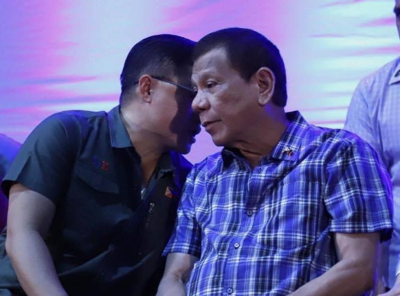 Duterte finally agrees temporary travel ban from China province, Senator Go