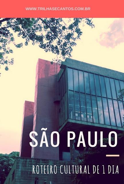 São Paulo Roteiro Cultural