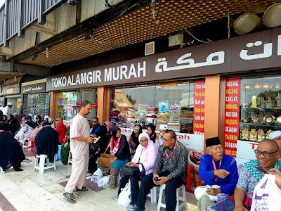 pengalaman ibadah umroh plus city tour istanbul turki yang mengesankan alhijaz nurul sufitri travel lifestyle blogger review