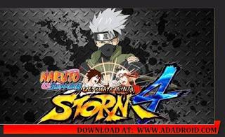 Naruto Senki Mod Shinobi Fighters Apk