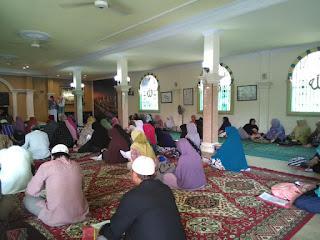 Edukasi Kesehatan kpd Calon Jamaah Haji Kbih Sabilul Hidayah bersama Susu Haji Sehat, Bogor Jawa Barat