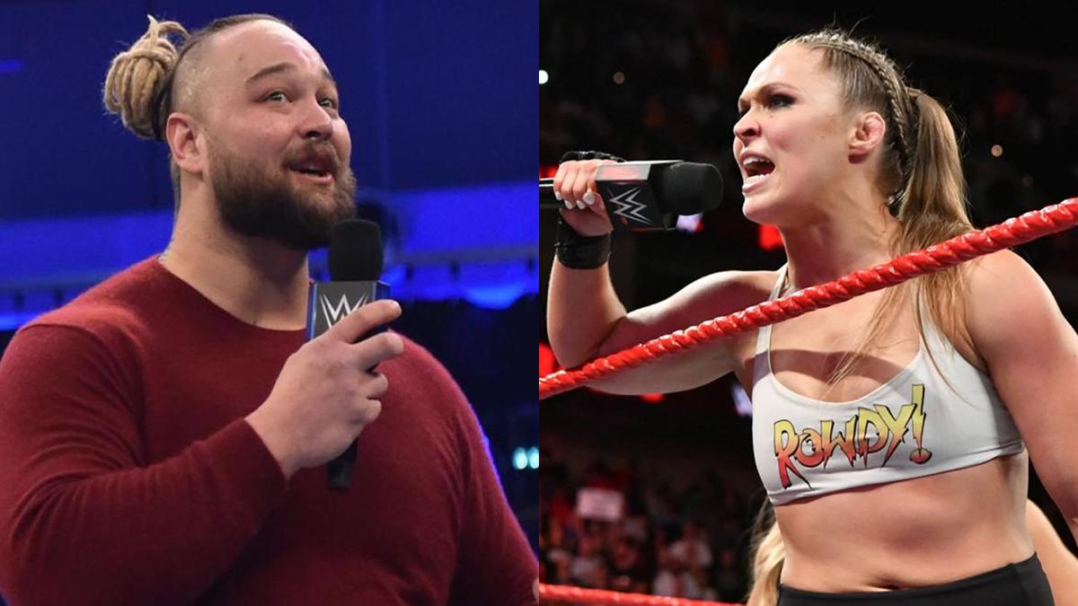 Ronda Rousey critica os fãs da WWE por não terem apoiado Bray Wyatt