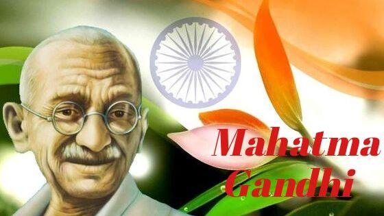 महात्मा-गाँधी,Mahatma Gandhi BioGraphy | Essay | About 10 Lines | Speech In Hindi