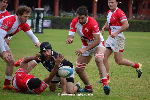 Jockey con las manos vacías, cayó de local ante Tucumán Rugby #RegionalDelNOA